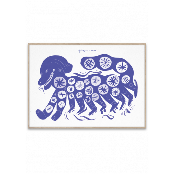 PRINT - Paper Collective, Chinese Dog 1