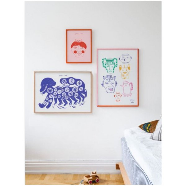 PRINT - Paper Collective, Chinese Dog 2
